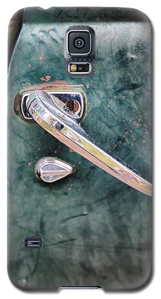 1950 Classic Chevy Pickup Door Handle Galaxy S5 Case by Adam Romanowicz
