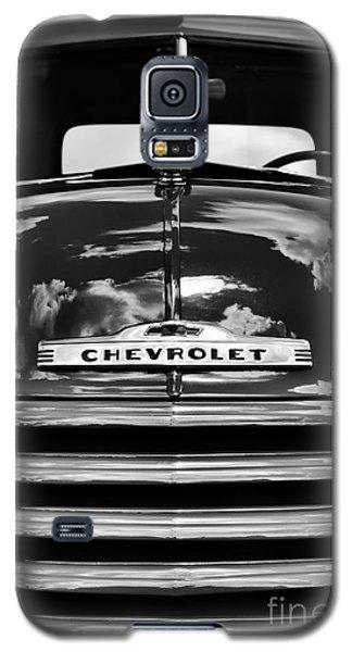 1951 Chevrolet Pickup Monochrome Galaxy S5 Case by Tim Gainey
