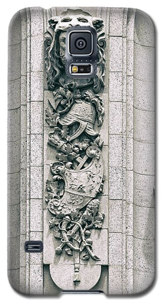 Reliefs Galaxy S5 Cases - Adolphus Hotel Architectural Detail - Dallas Texas Galaxy S5 Case by Mountain Dreams