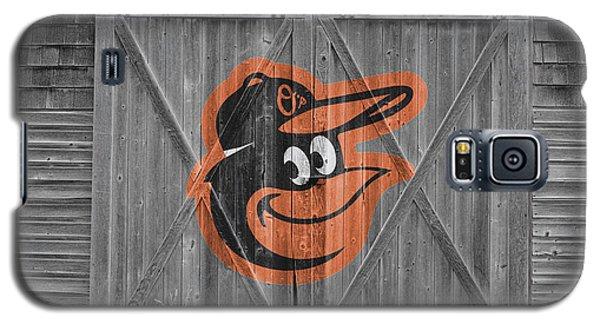 Baltimore Orioles Galaxy S5 Case by Joe Hamilton