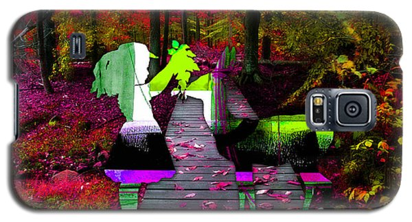 Deer Galaxy S5 Case by Marvin Blaine
