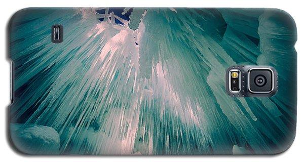 Ice Castle Galaxy S5 Case by Edward Fielding