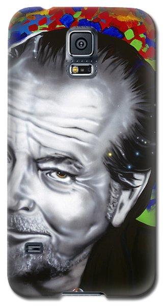 Jack Galaxy S5 Case by Alicia Hayes