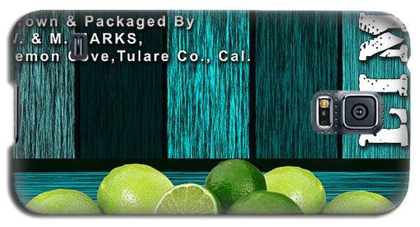 Lime Farm Galaxy S5 Case by Marvin Blaine