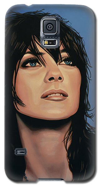Popular Galaxy S5 Cases - Marion Cotillard Galaxy S5 Case by Paul  Meijering