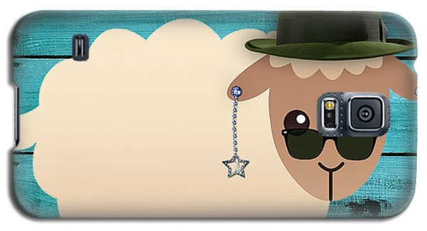 Sheep Collection Galaxy S5 Case by Marvin Blaine