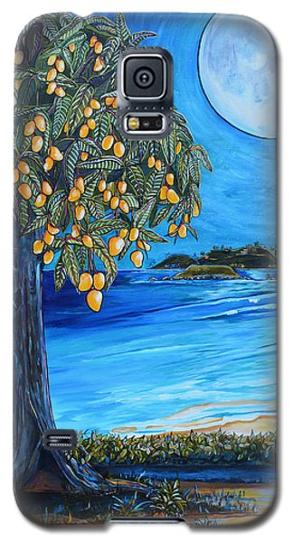 The Mango Tree Galaxy S5 Case by Patti Schermerhorn