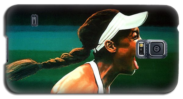 Venus Williams Galaxy S5 Case by Paul Meijering