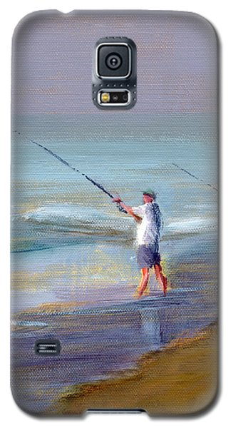 Seascape Galaxy S5 Cases - RCNpaintings.com Galaxy S5 Case by Chris N Rohrbach