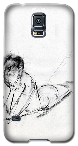 Nudes Galaxy S5 Cases - RCNpaintings.com Galaxy S5 Case by Chris N Rohrbach