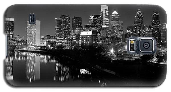 23 Th Street Bridge Philadelphia Galaxy S5 Case by Louis Dallara
