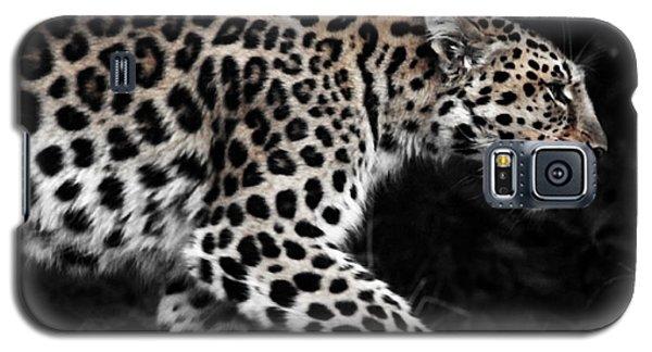 Amur Leopard Galaxy S5 Case by Martin Newman