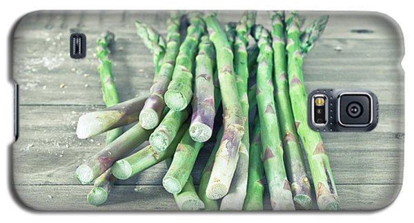Asparagus Galaxy S5 Case by Tom Gowanlock