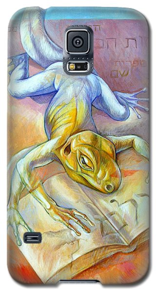 Galaxy S5 Cases - Golem Galaxy S5 Case by Filip Mihail