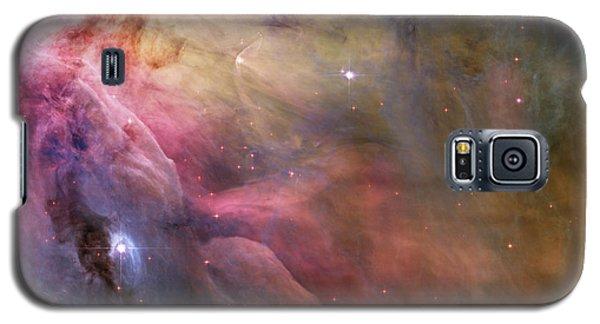 Orion Nebula Galaxy S5 Case by Sebastian Musial