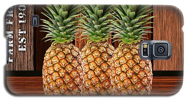 Pineapple Farm Galaxy S5 Case by Marvin Blaine