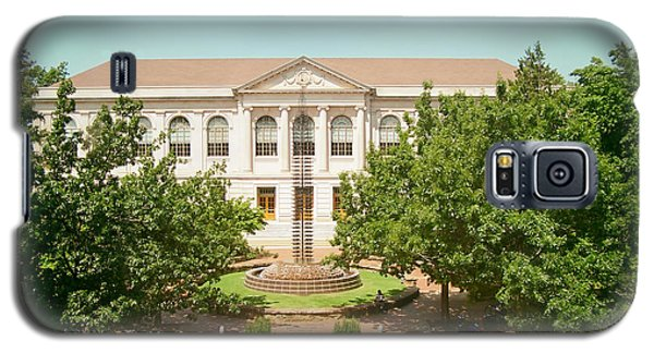 The Old Main - University Of Arkansas Galaxy S5 Case by Mountain Dreams