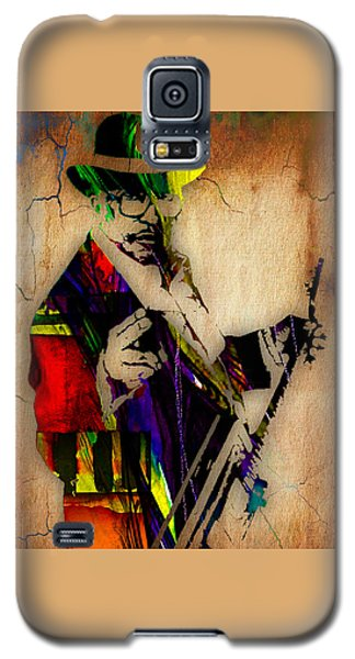 Bo Diddley Collection Galaxy S5 Case by Marvin Blaine