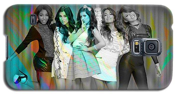 Fifth Harmony Galaxy S5 Case by Marvin Blaine