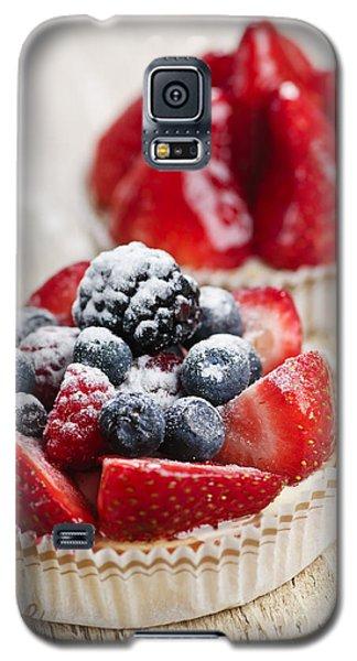 Fruit Tarts Galaxy S5 Case by Elena Elisseeva