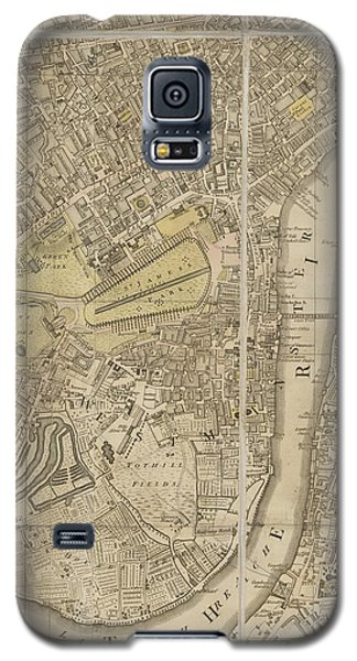 London Galaxy S5 Case by British Library