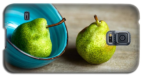 Pears Galaxy S5 Case by Nailia Schwarz