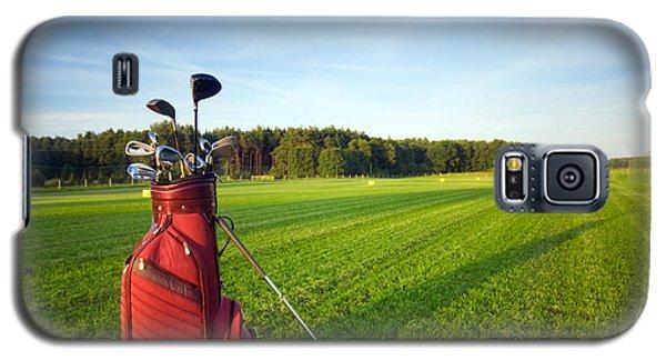 Golf Gear Galaxy S5 Case by Michal Bednarek
