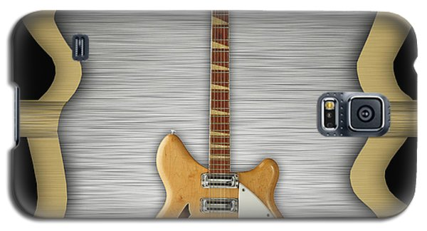 Rickenbacker Guitar Collection Galaxy S5 Case by Marvin Blaine