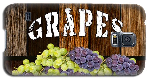 Grape Farm Galaxy S5 Case by Marvin Blaine