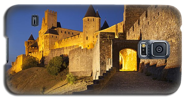 Medieval Carcassonne Galaxy S5 Case by Brian Jannsen