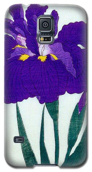 Japanese Flower  Galaxy S5 Case by Japanese School