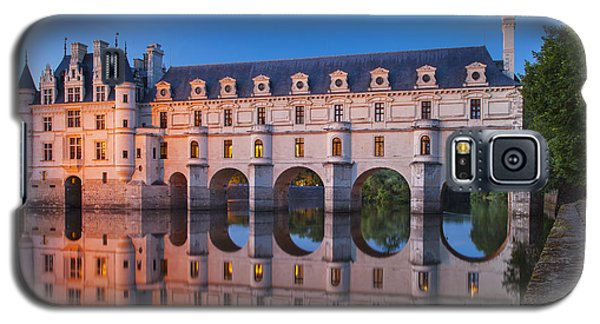 Chateau Chenonceau Galaxy S5 Case by Brian Jannsen
