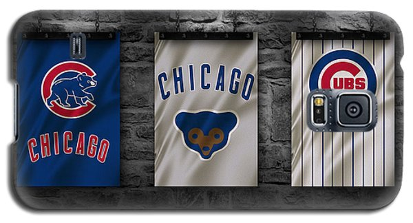 Chicago Cubs Galaxy S5 Case by Joe Hamilton