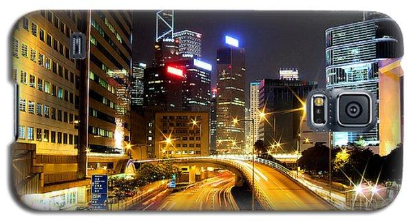 Hong Kong Galaxy S5 Case by Baltzgar