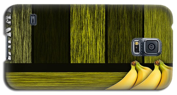Bananas Galaxy S5 Case by Marvin Blaine