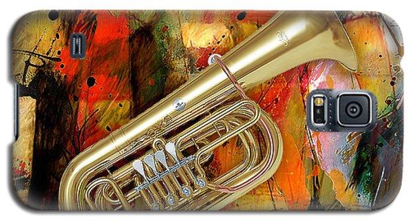 Tuba Galaxy S5 Case by Marvin Blaine