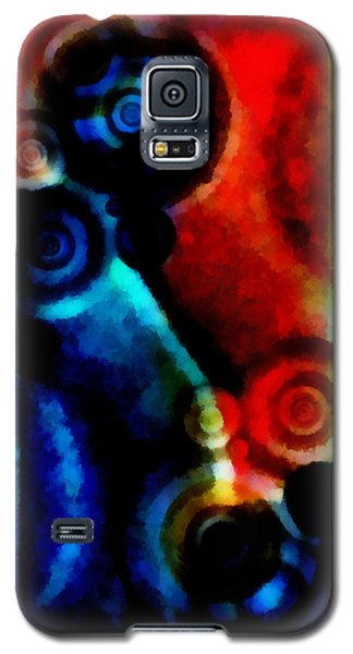 A Drop In The Puddle 1 Galaxy S5 Case by Angelina Vick