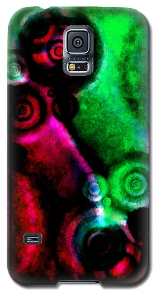 A Drop In The Puddle 3 Galaxy S5 Case by Angelina Vick