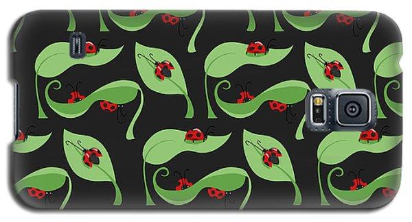 A Litte Bug Galaxy S5 Case by Debra  Miller