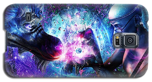 A Spirit's Silent Cry Galaxy S5 Case by Cameron Gray