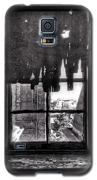 Abandoned Window Galaxy S5 Case by H James Hoff