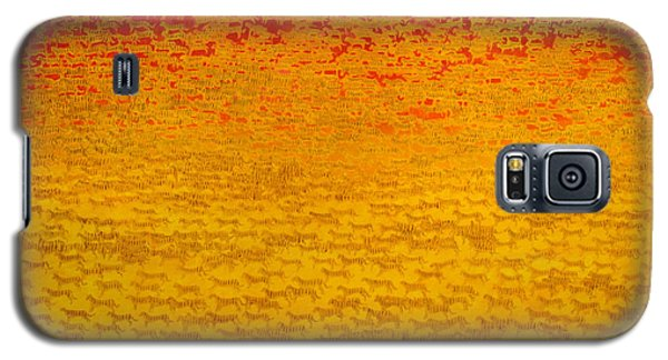 About 2500 Tigers Galaxy S5 Case by Charlie Baird