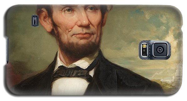 Abraham Lincoln  Galaxy S5 Case by George Henry Story