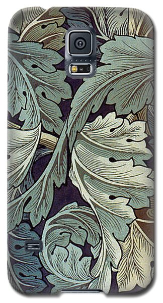 Acanthus Leaf Design Galaxy S5 Case by William Morris