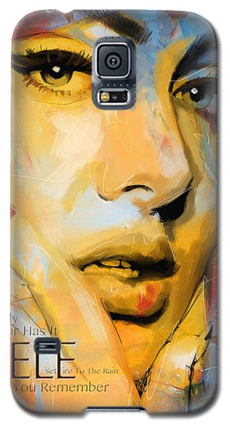 Adele Galaxy S5 Case by Corporate Art Task Force