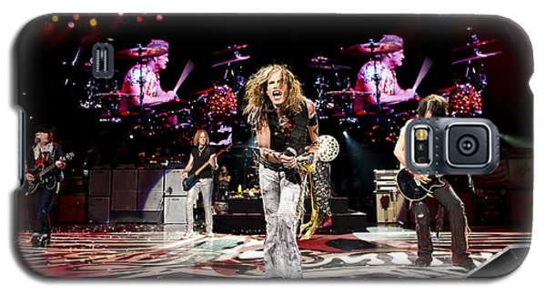 Aerosmith - Austin Texas 2012 Galaxy S5 Case by Epic Rights