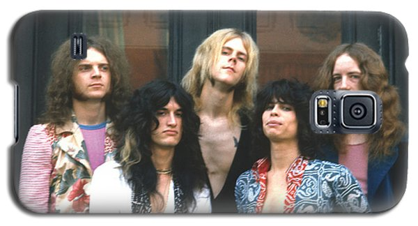 Aerosmith - Boston 1973 Galaxy S5 Case by Epic Rights