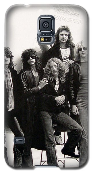 Aerosmith - Eurofest Jet 1977 Galaxy S5 Case by Epic Rights
