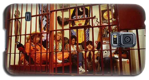 Aerosmith - In A Cage 1980s Galaxy S5 Case by Epic Rights