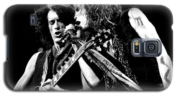 Aerosmith - Joe Perry & Steve Tyler Galaxy S5 Case by Epic Rights